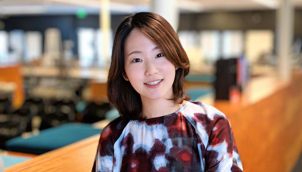 Alyssa Min, co-founder and CEO of Seknd