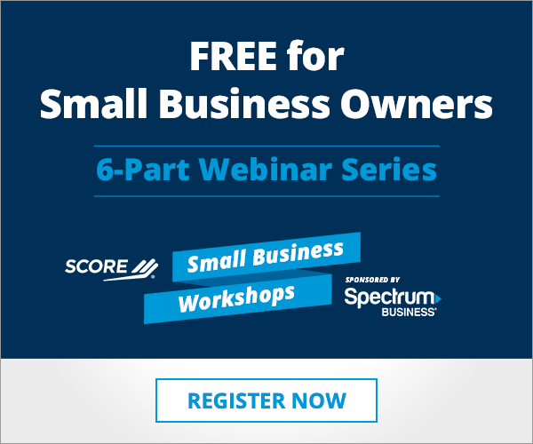 FREE for Small Business Owners - 6-Part Webinar Series - Register Now